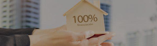 Hipoteca 100% financiación