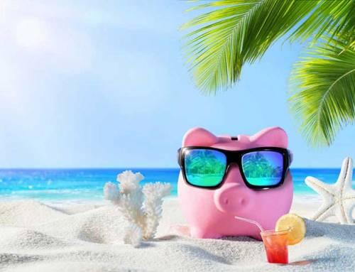 Ideas para ahorrar en vacaciones